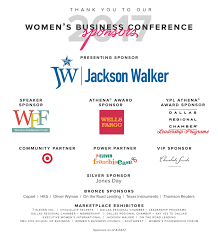 Dallas Map Program by Women U0027s Business Conference Dallas Regional Chamber