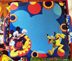 Mickey Mouse Activity Table Mickey Mouse Clubhouse Activity Table Set