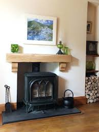 floating shelf above fireplace solid oak beam corbels fireplace mantle floating beam from in home furniture
