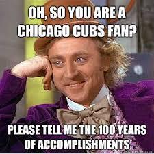Cubs Fan Meme - cubs st louis backgammon club
