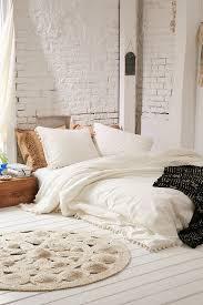best 25 small duvet covers ideas on pinterest small white magical thinking pom fringe duvet cover