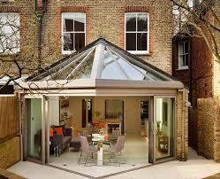 kitchen conservatory ideas modern conservatory designs