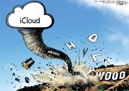 Nate Beeler Cartoons The Latest Apple Icloud Hack Has Uncensored Leaked Photos Of
