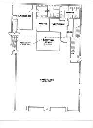 Steve Bayer Architecture Engineering S Churches Gallery Big by Church Floor Plan Designs Free Gurus Floor