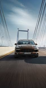 the new porsche cayenne exudes enthusiasm any time any place