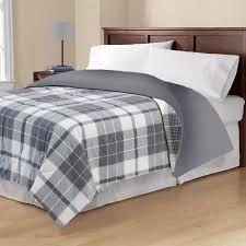 mainstays flannel comforter walmart