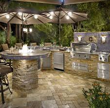 outdoor kitchen island custom outdoor kitchens palm kitchen grills palm fl