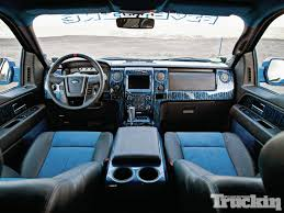Ford Raptor Headlights - 2013 ford f 150 svt raptor head rush truckin magazine