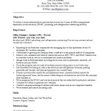 objective for resume sle of career objectives in resume topshoppingnetwork
