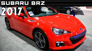 red subaru brz 2017 subaru brz review rendered price specs release date youtube