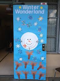 54 winter door decorations for preschool winter wonderland winter