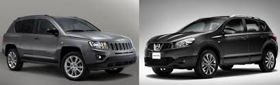 black nissan rogue 2012 jeep compass or nissan rogue qashqai fiat group u0027s world