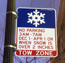 Chicago Permit Parking Map by Chicago Winter Overnight Parking Ban Theexpiredmeter Com