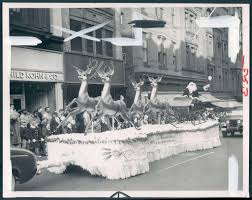 retro baltimore hochschild kohn held thanksgiving parade to kick