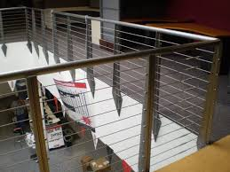 Cable Banister Pacific Rigging Loft Inc Cable Railing