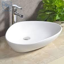 decoraport triangular ceramic above counter basin cl 1068