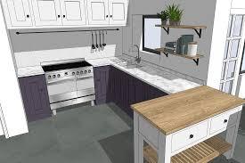 design example perfectly purple shaker kitchen sustainable design example perfectly purple shaker kitchen