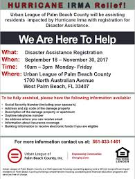 post hurricane information early learning coalition of palm