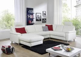 grand canapé d angle en tissu grand canapé d angle marwin c 6 places en u cuir ou tissu au choix