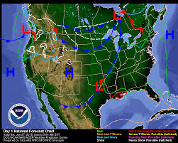 weather map us islands 3 day weather map usa