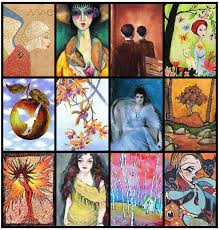 126 best artist trading cards images on artist trading