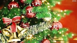 free christmas tree wallpapers desktop background long wallpapers