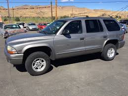 1999 dodge durango slt 1999 dodge durango slt 4dr 4wd suv in carson city nv sport