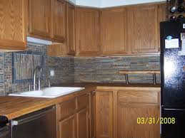 Rusty Brown Slate Mosaic Backsplash by Slate Tile Backsplash Tile Backsplash Stone Backsplash Vinyl