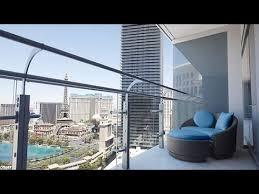 Cosmopolitan Terrace One Bedroom Terrace Suite Tour Cosmopolitan Of Las Vegas Youtube