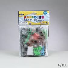 passover plague toys bag of plagues passover toys shalom houseshalom house