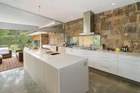 deco mur cuisine moderne déco pour les murs de la cuisine en 49 exemples