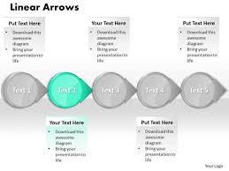 arrow chart powerpoint templates slides and graphics