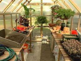tips for organizing a greenhouse diy