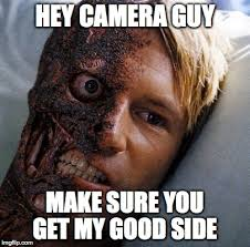 Two Face Meme - two face imgflip