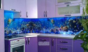 kitchen backsplash glass 20 glass 3d backsplash designs to transform your kitchen