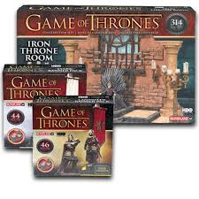 game of thrones iron throne room plus lannister stark banner