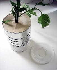 diy project recycled upside down planters u2013 design sponge