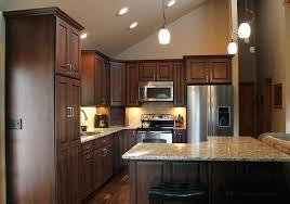 repeindre meuble cuisine bois meuble cuisine en bois magnetoffon info