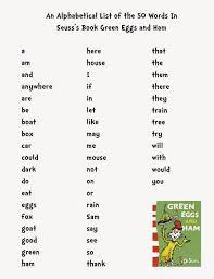 classroom freebies green eggs u0026 ham word work packet