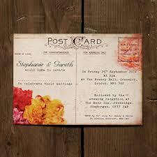 templates printable blank postcard wedding invitations with
