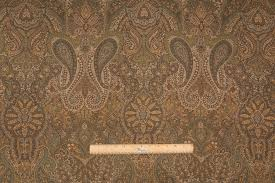 Scalamandre Upholstery Fabric Yards Scalamandre Gunga Din Tapestry Upholstery Fabric In Olive