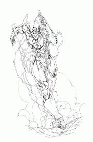 reverse flash coloring pages sketch coloring page coloring home