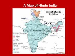 hinduism map hinduism hinduism ppt