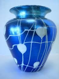 Glass Vase Art Art Glass