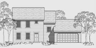 colonial house plan colonial house plan 3 bedroom 2 bath 2 car garage