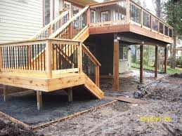 House Design And Ideas 14 Best Deck Images On Pinterest Deck Steps Stairs And Balcony