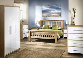 bedroom bedroom furniture white and oak bedroom furniture white