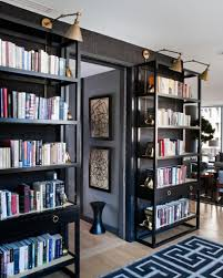 Living Room Library by Libraries Define Design Interior Designers