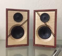 Bookshelf Speaker Design Parts Express Project Gallery