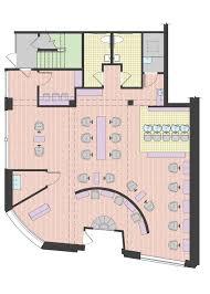 Company Floor Plan by Floor Plan Company Valine Hair Salon Plans Idolza